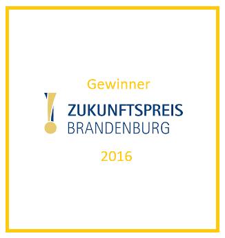 Gewinner | Zukunftspreis Brandenburg 2016